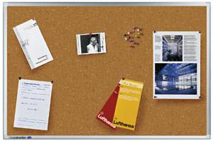 Пробковые информационные доски